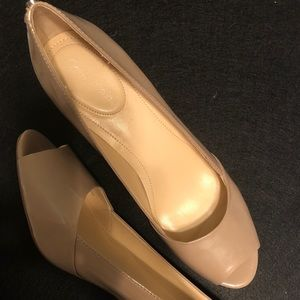 Calvin Klein Flesh color shoes